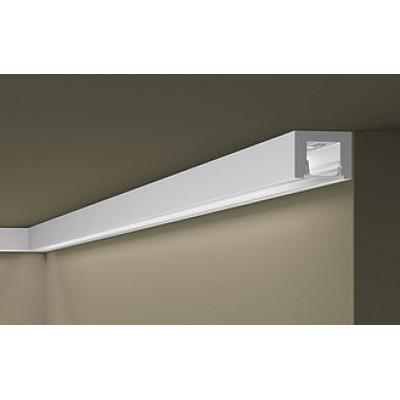 Декор для стен и потолка Молдинг NMC IL12 с подсветкой