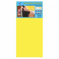 Подложка Solid гармошка Желтая 2 мм