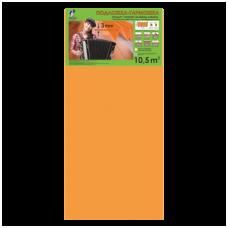 Подложка Solid гармошка Оранжевая 3 мм