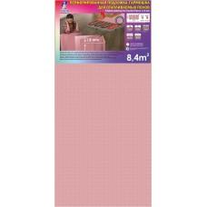Подложка Solid гармошка Розовая 1,8 мм
